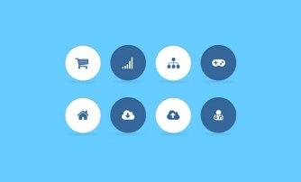 flat-icon-set-web-design-hood